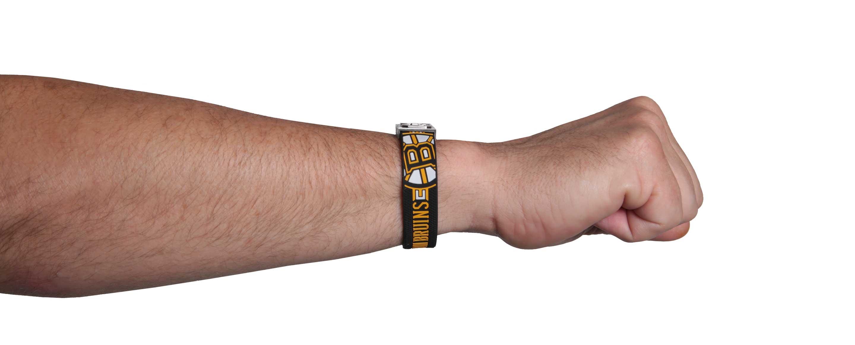 Boston Bruins bracelet fist