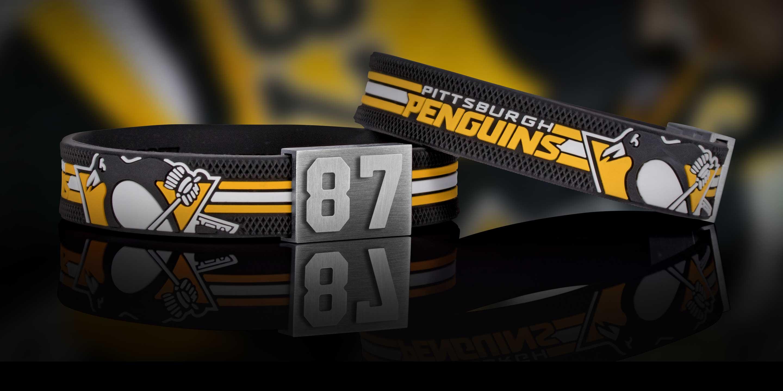 Pittsburgh Penguins bracelet Sidney Crosby