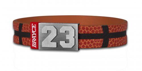 basketball bracelet player number 23