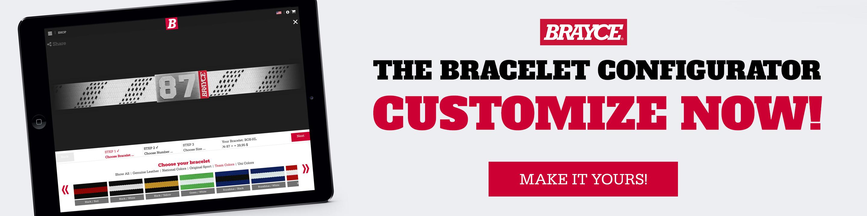 Check it out! Bracelet Configurator